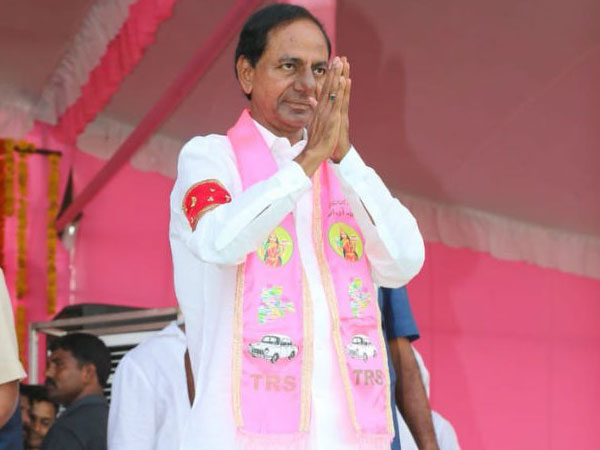 TG giving one lakh crore : cm kcr