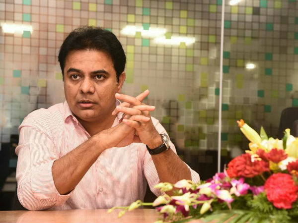We do not have government by the majority, We have government by the majority who participate: KTR
