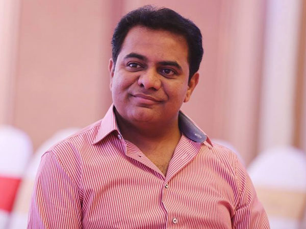 trs working president ktr retweet for awesome galli cricket viral