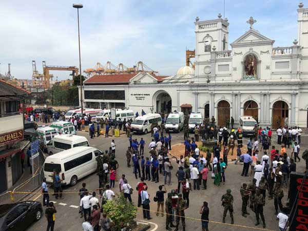 Crisis grows in terror-hit Sri Lanka after fresh explosion