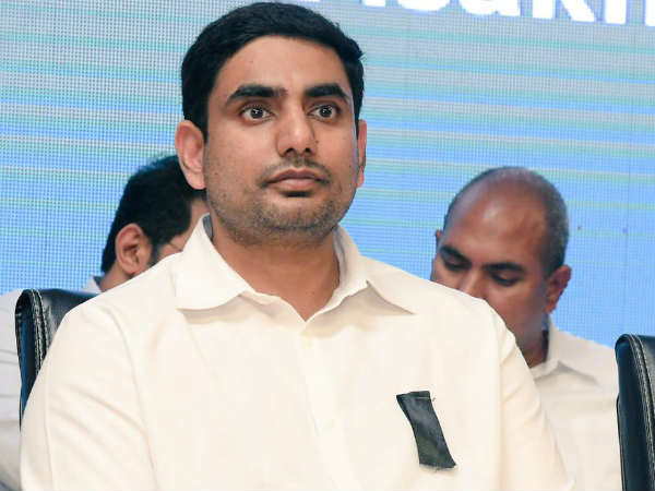 ycp turn is over..now bjp..!bjp kept peculair name to lokesh..!!