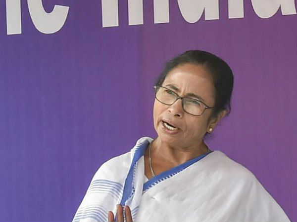 The country is going to be good if Modi get back! Mamata Banerjee fires over BJP Sarkar .. !!