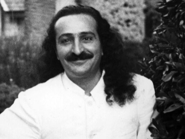 Meher Baba is a prominent spiritual teacher from India