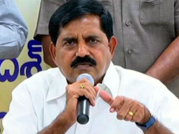Minister Adi Narayana confident on TDP Win : Rural voters supported YCP..