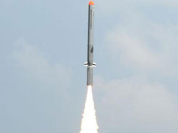 Nirbhay a subsonic cruise missile successfully test fired by India