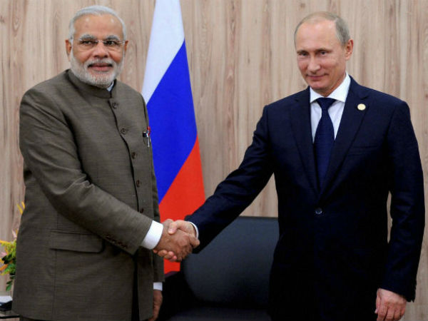 PM Modi honoured with Russias highest civilian award