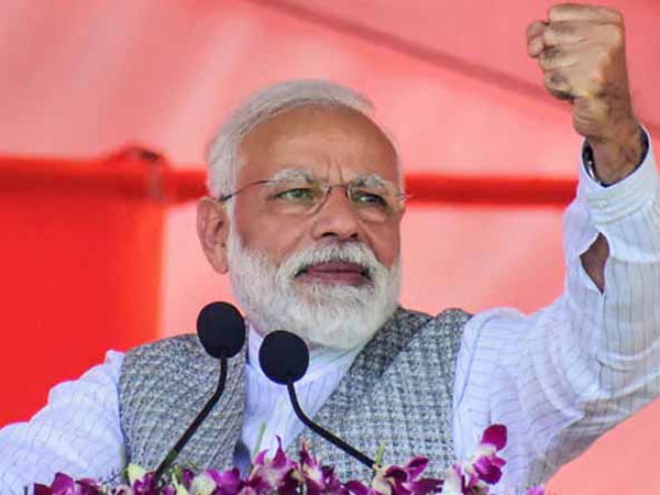 PM modi to file his nomination today in Varanasi