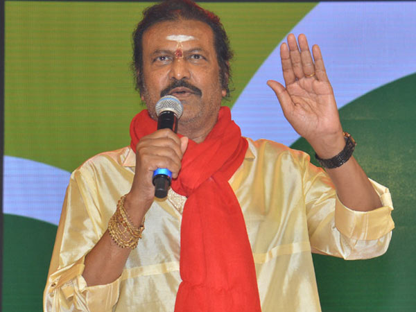 MohanBabu slams Chandra Babu for campaigning against Sumalatha in Mandya