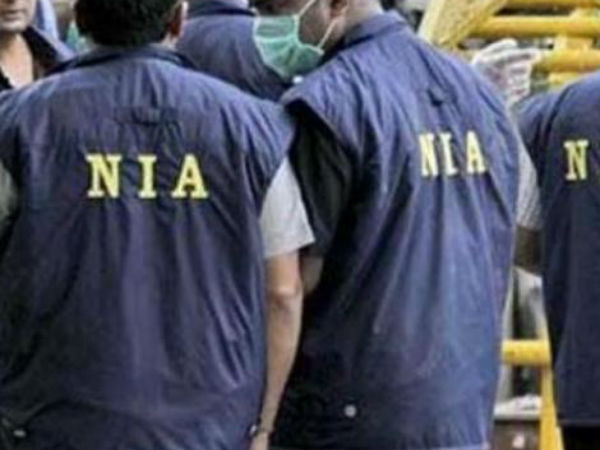 ISIS terror movement in hyderabad , NIA searches