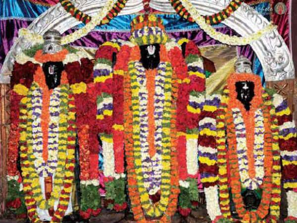 కల్యాణం .. కమణీయం : వైభవంగా ఒంటిమిట్ట రాములోరి కల్యాణం, పట్టువస్త్రాలు సమర్పించిన చంద్రబాబు