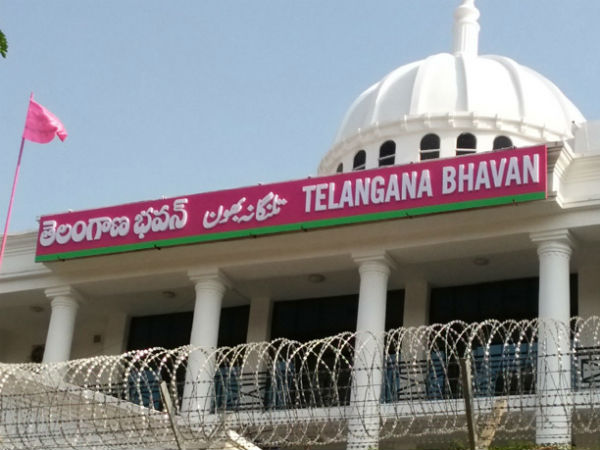 local body elections trs ticket race two workers attempt suicide
