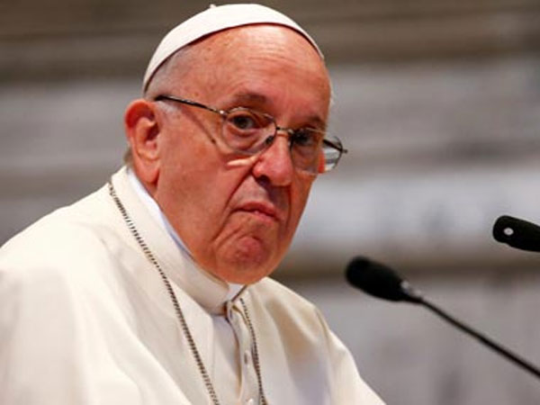 Pope Francis laments Easter Sunday attacks in Sri Lanka