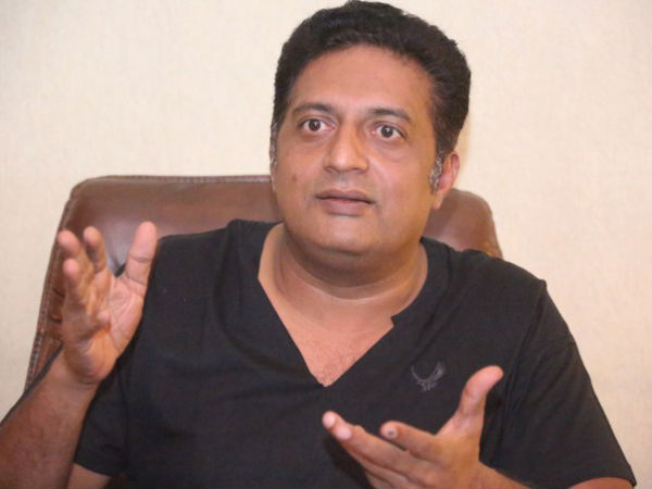 another time violation of the model code of conduct.. Prakash raj booked