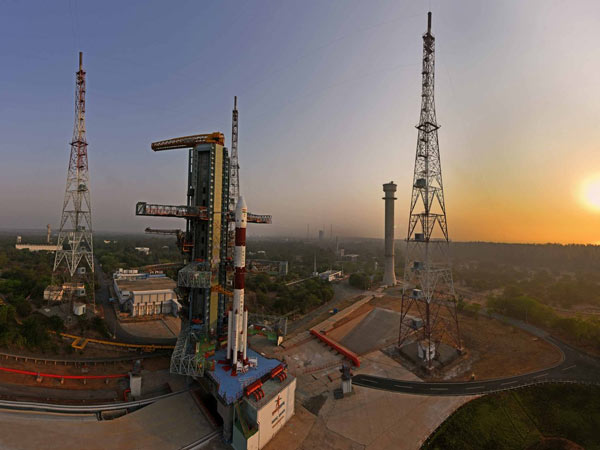 PSLV-C45 will blast off from Sriharikota at 9.27am on april first