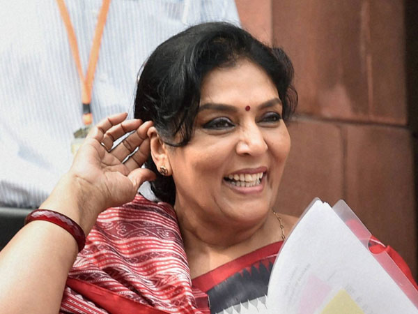 Renuka Chowdarys victory in the election .. congress in victory mood