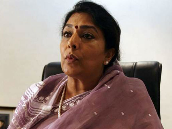 Renuka Chowdary who complained to the CEO ..ruling party voted with children
