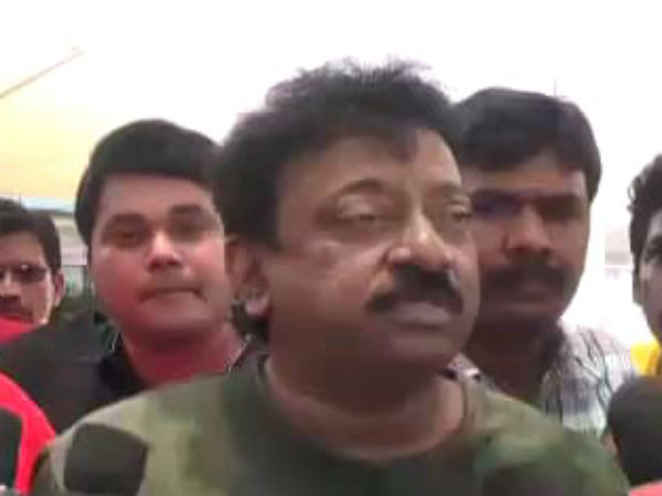 I am In police custody now for the only crime of trying to tell truth, says Ram Gopal Varma