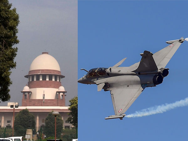Rafale review pleas Supreme Court gives just 4 days for government to respond