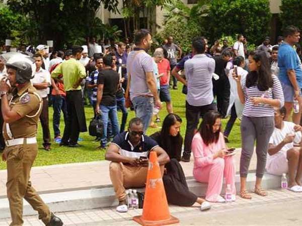 ఆత్మాహూతి దాడి టార్గెట్ లో భారత రాయబార కార్యాలయం: భద్రత కట్టుదిట్టం