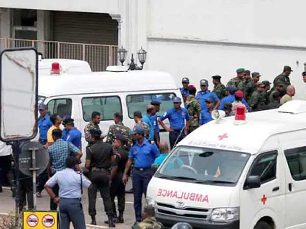fresh bomb attack in Colombo, Police sent an intelligence warning to top officers