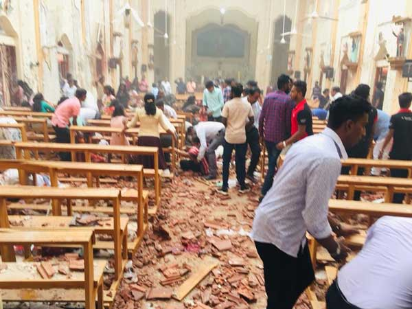 80 Injured In Six Blasts In Sri Lanka Churches And Hotels On Easter day