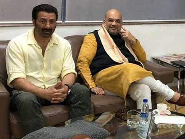 Sunny Deol Joins in BJP and contesting from Gurdaspur Lok Sabha