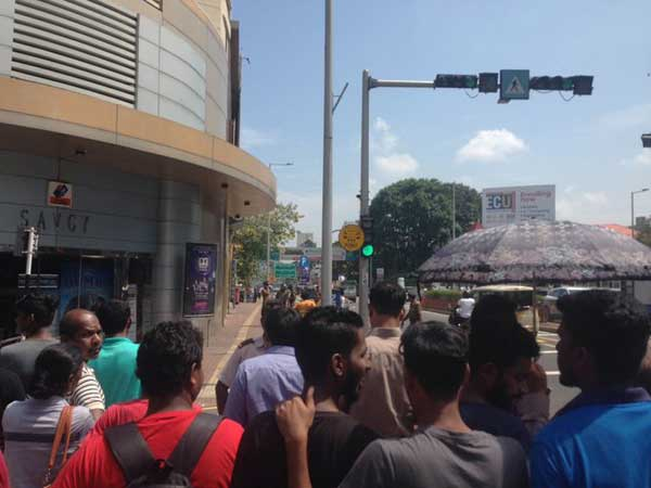 Another blast in Srilanka, this time in Colombo near Savoy cinema