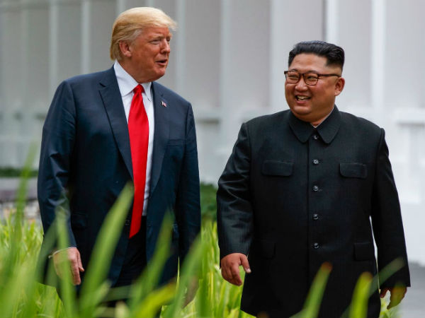 Ready for third round of talks with Trump on condition,says Kim