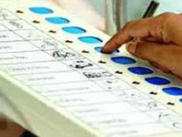 State Chief Election Officer unable to vote in Tadepalli due to malfunctioning EVMs