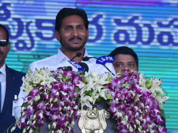 on june 8th jagan decided to enter secretariat and expand cabinet expansion and attend first cabinet meet