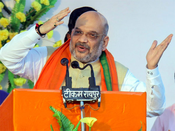 Jai Shri Ram Chants, Dancing Hanumans In Amit Shahs Kolkata Roadshow