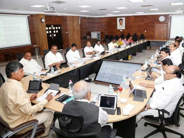 EC gives conditional nod to AP cabinet meet