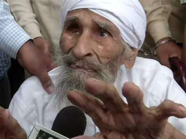 in delhi vote in 111 years old man : 1951 he has vote