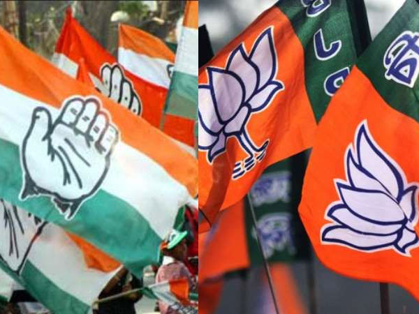 పోటాపోటీగా పూజలు ,యాగాలు.. బీజేపీ వర్సెస్ కాంగ్రెస్