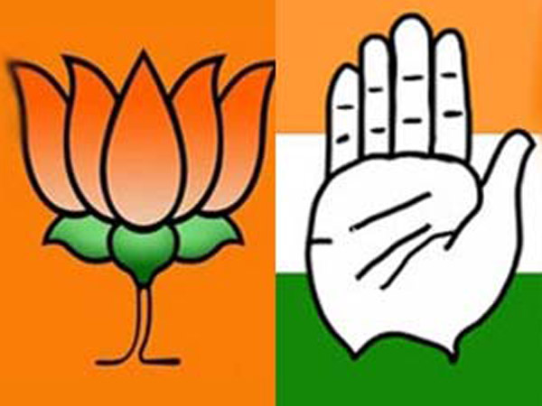 Chattisgarh Congress is giving tough fight for BJP... Both parties are in leading 5 seats each