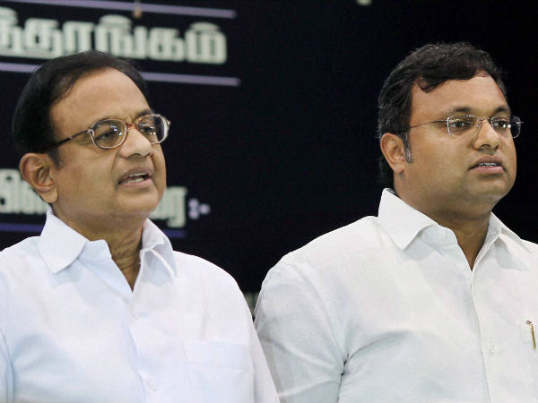 Delhi court extends protection from arrest to Chidambaram, Karti