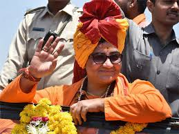 People accepted the BJP mandate :Sadhvi Pragya Singh