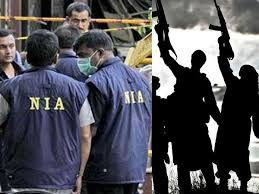 The National Investigations Agency carried out raids in Tamil Nadu