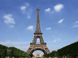 The Eiffel Tower shut down after unidentified man started climbing