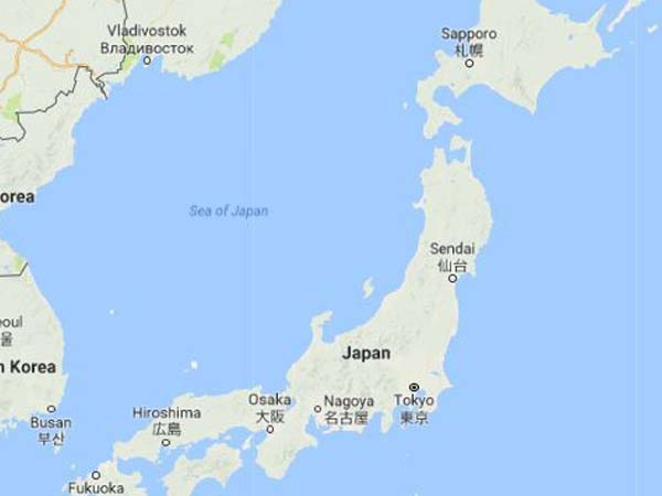 Twin quakes jolts Japan, no tsunami warning issued