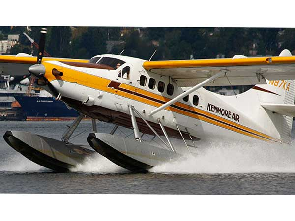 floatplanes carrying cruise-goers collide in Alaska