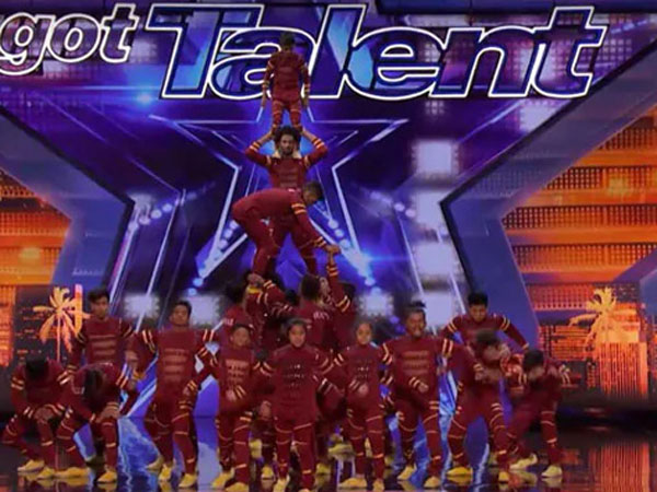 Mumbai dance group performance stuns audience on Americas Got Talent show