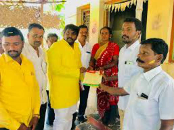 TDP leader says good by to Party in Chandrababu own district