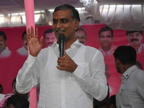 10 thousand to all farmers who have pass books.. says Harish Rao..!!