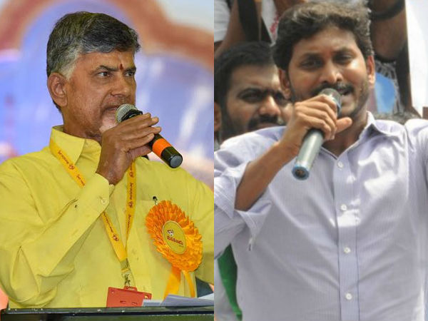 Behalf of Chandrababu these two TDP representatives are attending Jagans swearing in cermenoy.