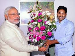 sunday jagan meet modi
