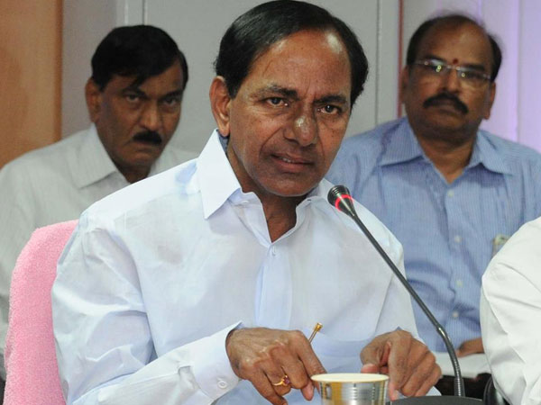 We will win 16 places.!KCR to assure party cadre..!