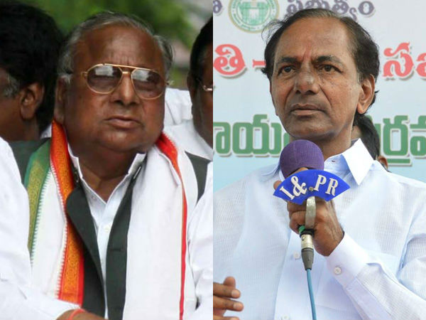 vh hot comments on cm kcr government will collapse in two years