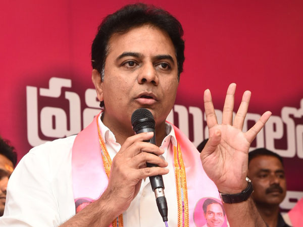 KTR says thanks to the people for winning