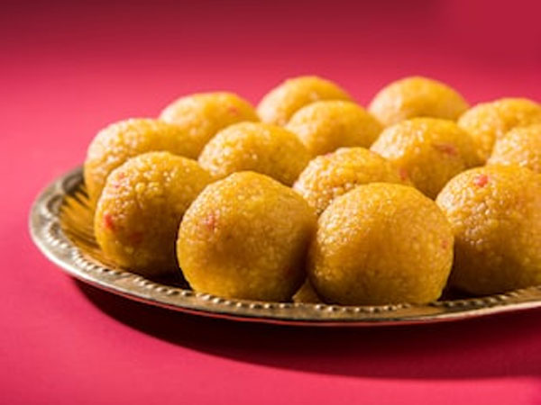 Laddoo Cake, Lotus-Shaped Sweets BJP Prepares For Comeback